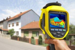 Тепловизионное обследование — проверка теплозащиты зданий